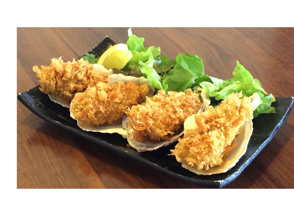 牡蠣フライ 4個