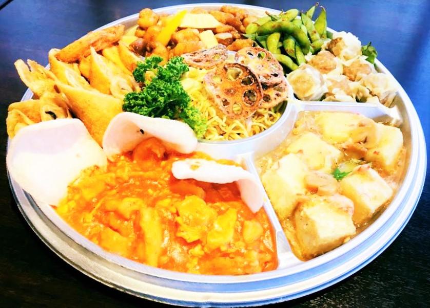 chinese restaurant けいらく_3