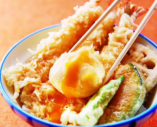 天丼・天ぷら本舗 さん天 針中野店